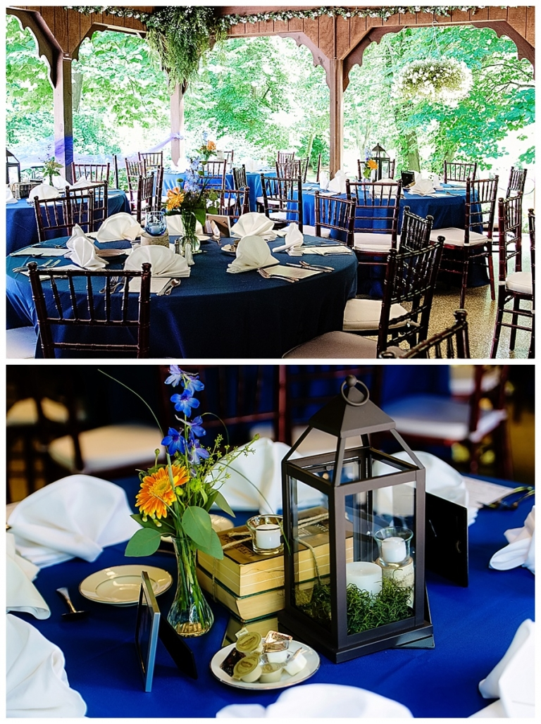 Wedding Reception At Riverside Receptions