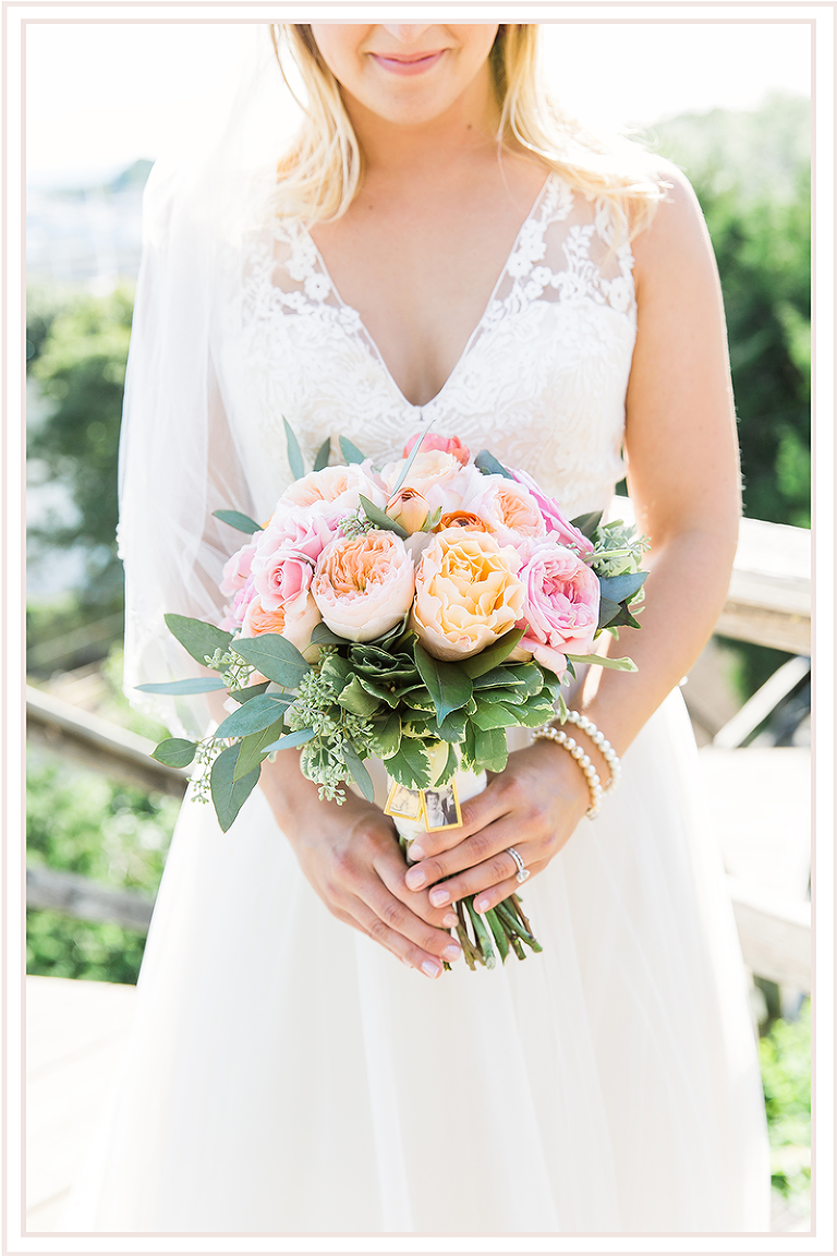 Destination wedding at the Island House on Mackinac Island